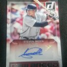 2016 Donruss New Breed Steven Moya Detroit Tigers Autograph # NB-SM