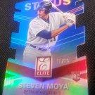 2015 Panini Elite Status Steven Moya Detroit Tigers # 16 #D 13/33