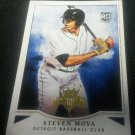 2015 Panini Diamond King Steven Moya Detroit Tigers Rookie # 180