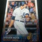 2015 Topps Steven Moya Detroit Tigers Rookie # 270
