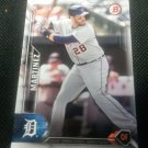 2016 Bowman JD Martinez Detroit Tigers # 105