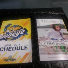 2016 2017 Toledo Walleye Pocket Schedule ECHL