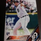 2016 Topps Walmart Special Winter Christmas Michael Fulmer  Detroit Tigers # HMW34 Rookie