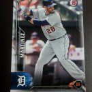 2016 Bowman JD Martinez Detroit Tigers #105