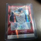 2014 Elite Extra Franchise Futures Auto /799 Ross Kivett Detroit Tigers Rookie