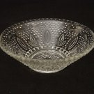Federal Glass Heritage Crystal Berry Bowl