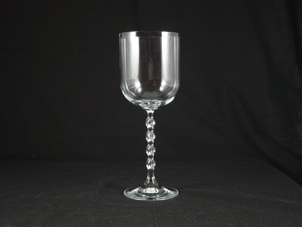 Mikasa Crystal Venetian Pearls Water Goblet