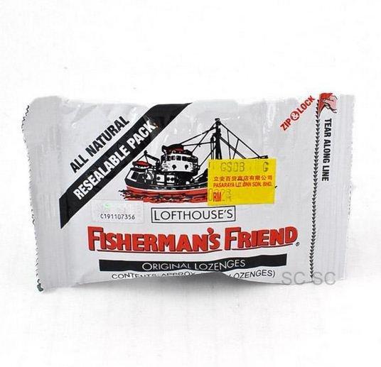 Original Lofthouse Fisherman's Friend x 4 Packs