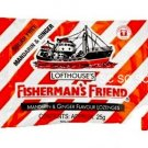 Mandarin & Ginger Sugar Free Lofthouse Fisherman's Friend Lozenges x 4 Packs