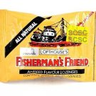 All Natural Aniseed Lofthouse Fisherman's Friend Lozenges x 6 Packs
