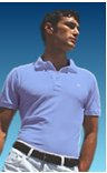 NWT Authentic Lacoste Pique Polo - Sz. 8 (XXL) Light Blue