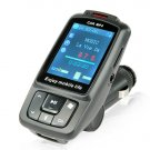 Car MP3/MP4 Player with Bluetooth, Black
