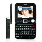Unlocked Dual SIM Swivel Screen QWERTY Cosmopolitan Phone