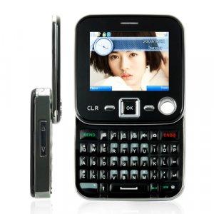 Unlocked Dual SIM Swivel Screen QWERTY Cosmopolitan Phone