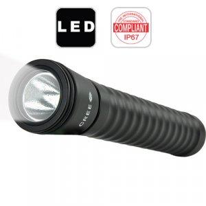 Waterproof CREE LED Flashlight (65 feet)