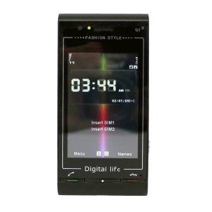Wifi Mobile Phone;  TV, Dual SIM and Camera