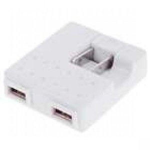 2-Port USB Power Adapter