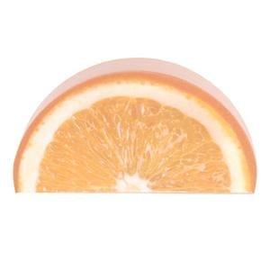 Orange Shaped Notepad