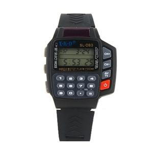 Remote Control Digital Watch