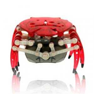 Bionic Crab Pet Robot