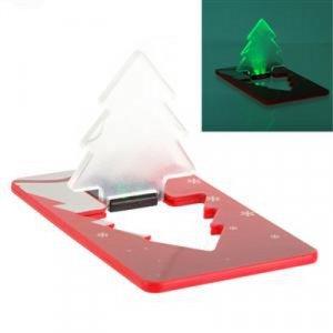 Portable LED Christmas Tree