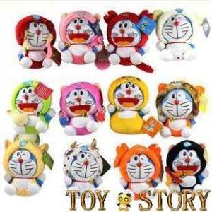 FAMILY OF Doraemon&FREE SHIPPING