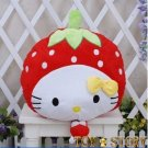 strawberry hello kity&red 45cm
