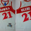 Domonique Wilkins Home Jersey