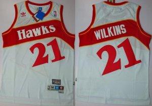 Domonique Wilkins Home Jersey