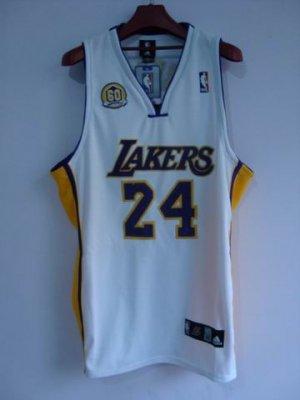 Kobe Bryant 60th Anniversary Jersey
