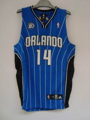 Jameer Nelson Road Jersey