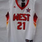 Tim Duncan All Star Jersey