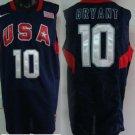 Kobe Bryant Olympic Jersey