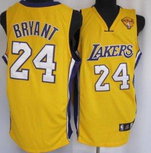 Kobe Bryant Finals Jersey