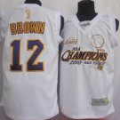 Shannon Brown Championship Jersey