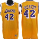 James Worthy Home Jersey