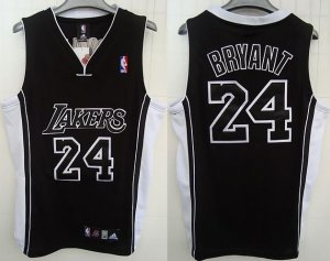 Black Kobe Bryant Jersey