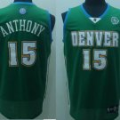 Green Carmelo Anthony  Jersey