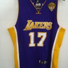Andrew Bynum Finals Road Jersey