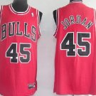 Michael Jordan Road Bulls Jersey
