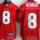 Matt Schaub Red Jersey