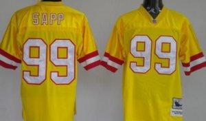 Warren Sapp Yellow Jersey