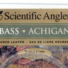 Scientific Anglers 9 Ft Bass Fly Fishing Leader - 9.5Lb
