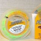 Cortland Precision Trout WF 6 Floating Fly Line + DVD
