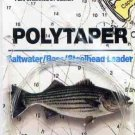 Climax 6 ft Intermediate PolyTaper Saltwater Fly Leader