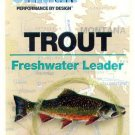 Climax 9 ft 5x Trout Freshwater Fly Fishing Leader