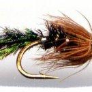 BH Zug Bug Nymph - One Dozen Size 18 Fly Fishing Flies