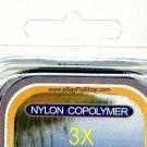 Premium 3X (6.8 Lb) Monofilament Tippet Material 164 FT