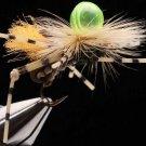 UniBobber Chartreuse Fly Tying Bobber Indicators  Flies
