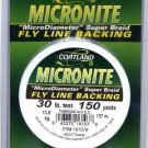 Cortland Micronite Fly Line Backing - 30 LB 150 YDS